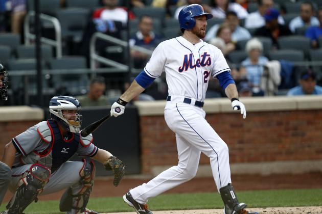 Why New York Mets Should Sell High on Ike Davis