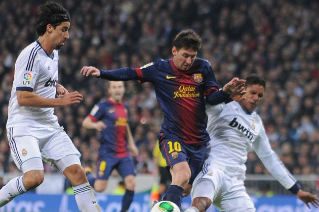 Saturday Afternoon Slot for Barcelona-Real Madrid La Liga Clasico