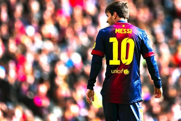 Lionel Messi: Match-by-Match Guide to His 2013 Start