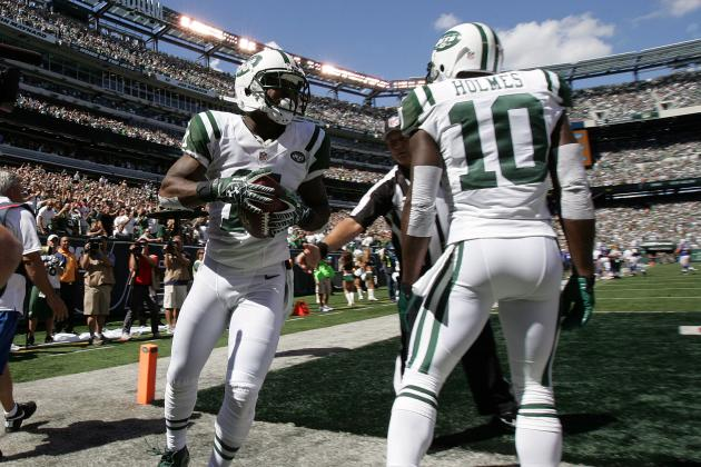 Why the New York Jets Should Not Ignore Wide Receivers This Offseason