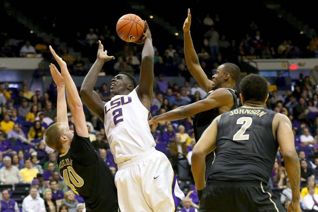 LSU Falls to Alabama, 60-57, After a Furious Rally Fizzles at the End