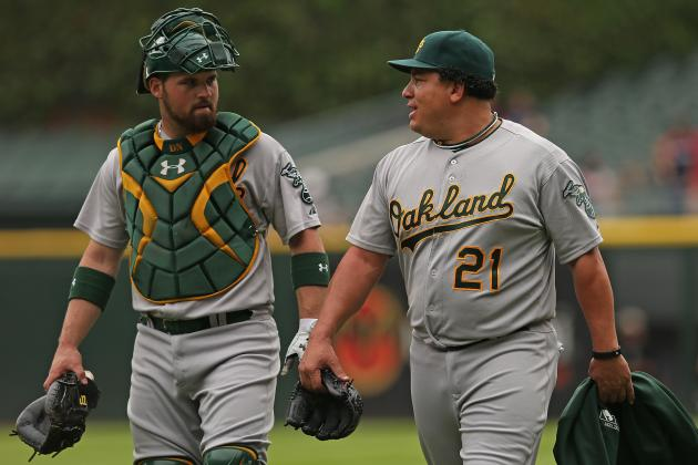 Suspended Bartolo Colon Rejoins Teammates