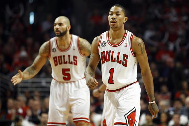 Bulls Rumors: Latest on Carlos Boozer, Derrick Rose and More