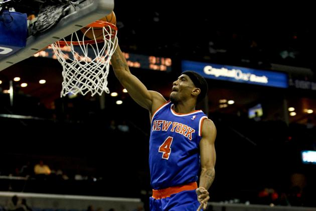 NBA All Star Weekend 2013: Dream Final Round Matchups for Dunk Contest