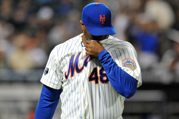 Mets Closer Francisco Has Elbow Inflammation