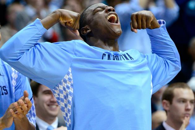 Report: Joel James Out with Concussion for North Carolina