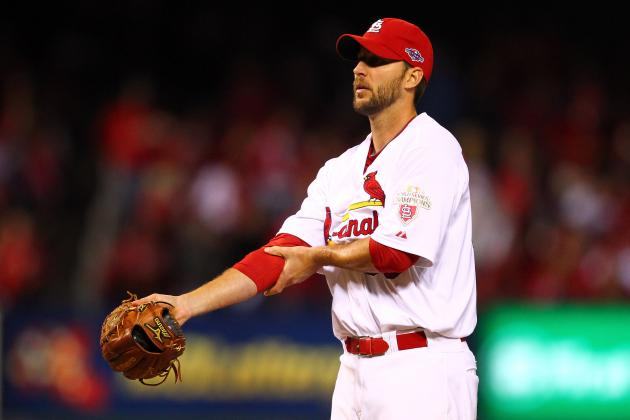 Wainwright: Contract Talks 'on Hold, Not Over'