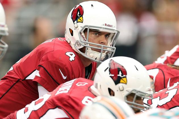 Cardinals President Bidwill: Kevin Kolb's 'contract Is Probably Something
