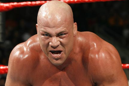 Kurt Angle Comments on Olympic Committee Dropping Wrestling