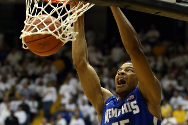 Memphis' Geron Johnson Named C-USA Player of the Week