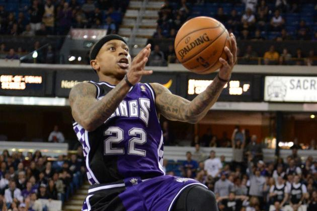 Sacramento Kings' New Offensive Approach Plays to Isaiah Thomas' Strengths