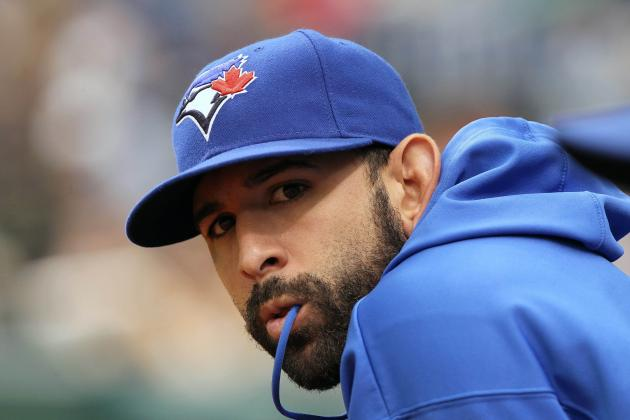 Blue Jays Slugger Jose Bautista: The Sky's the Limit