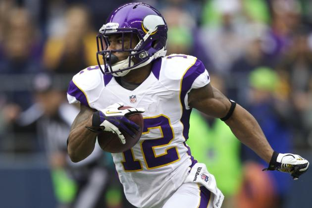 NFL Trade News: Vikings' Harvin Headache Not Going Away Anytime Soon