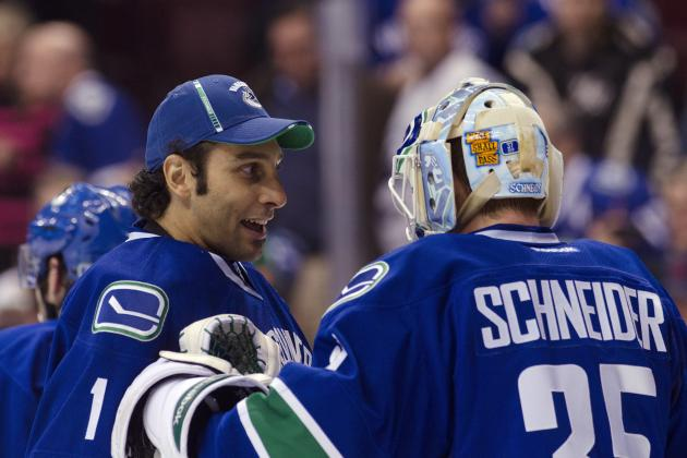 Keeping Luongo, Schneider the Best Option Now