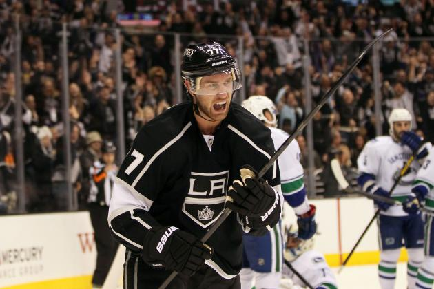 Will Stanley Cup Hangover Prevent LA Kings from Making 2013 NHL Playoffs?