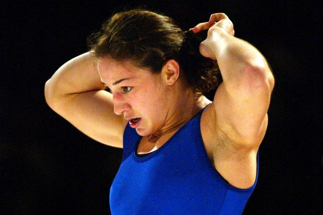 Olympic Silver Medalist Sara McMann and Alexis Davis Officially Sign with UFC