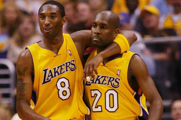 Gary Payton Praises Kobe, Tells Dwight Howard to