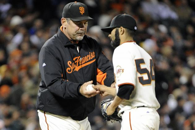 Bochy: Sergio Romo Will Be SF Giants Opening Day Closer, but …