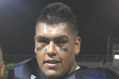 Transfer OL Silvano Altamirano Figures to Challenge for Playing Time