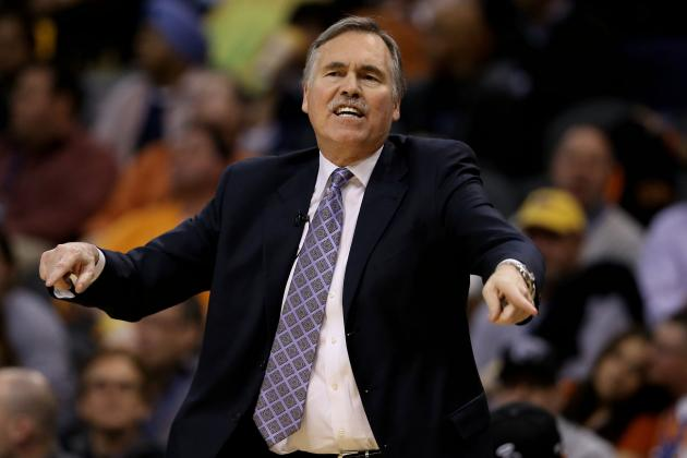 Coach Mike D'Antoni Says Every Laker Knows His Role