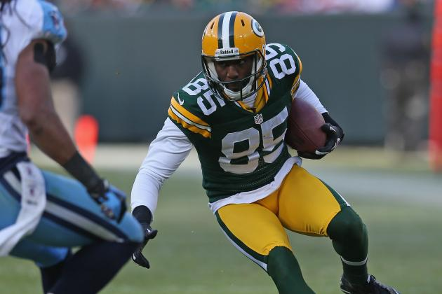 Packers Receiving Corps in Midst of Change
