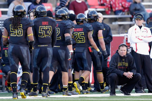 Did Maryland Change Recruiting Strategy?