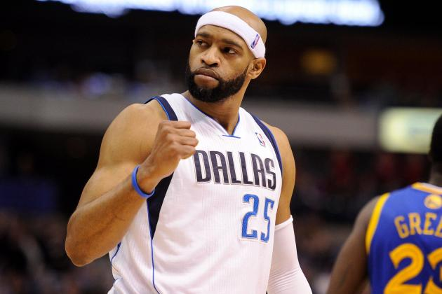 Did Vince Carter Commit Beard Violation?
