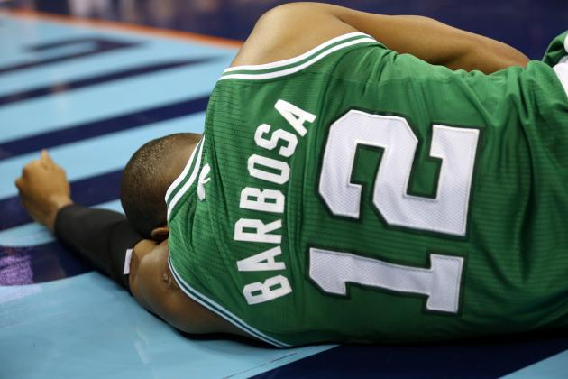 What Leandro Barbosa's MRI Results Really Mean for the Boston Celtics