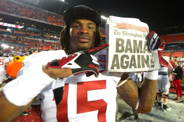 Eddie Williams and 3 Other Alabama Football Players Arrested