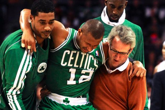 Celtics' Leandro Barbosa out for the Season with Torn ACL