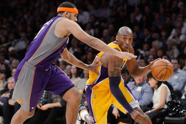 Suns vs. Lakers: Matchups to Watch at Staples Center