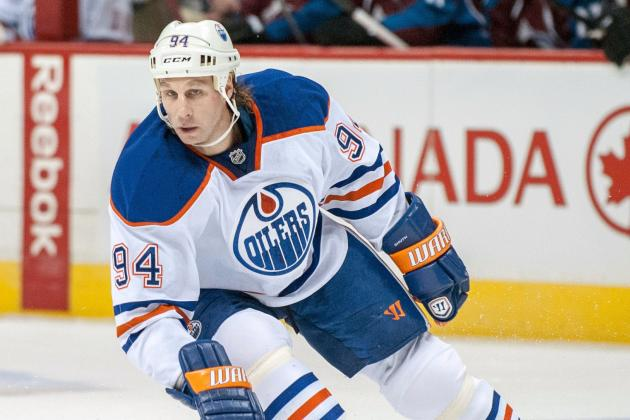 Oilers' High-Paid Ryans Whitney and Smyth Take a Seat Against Dallas Stars