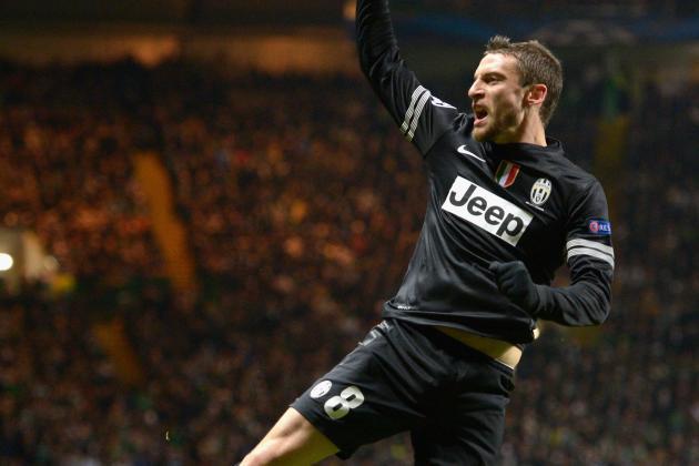 Juve Conquer Celtic Park!