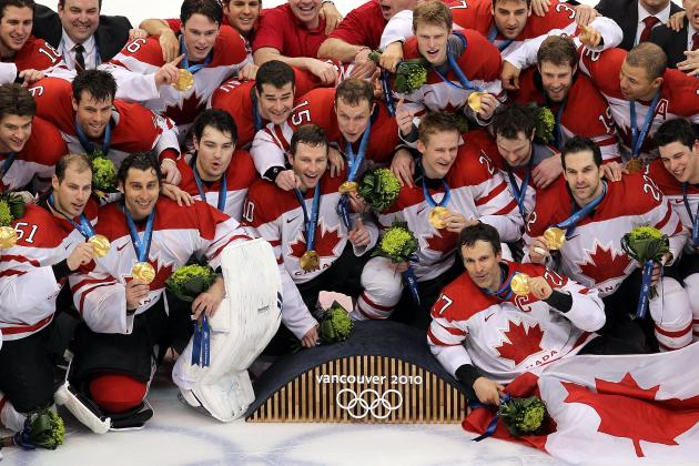 2014 Sochi Olympics Hockey Groupings Announced: Who Are the Favorites to Medal?