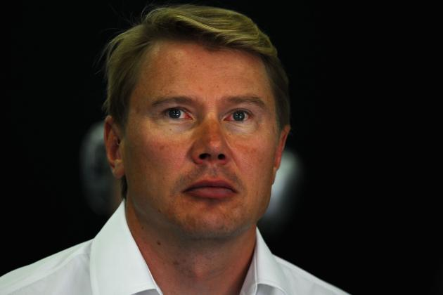 Hakkinen Rules out Hamilton Title