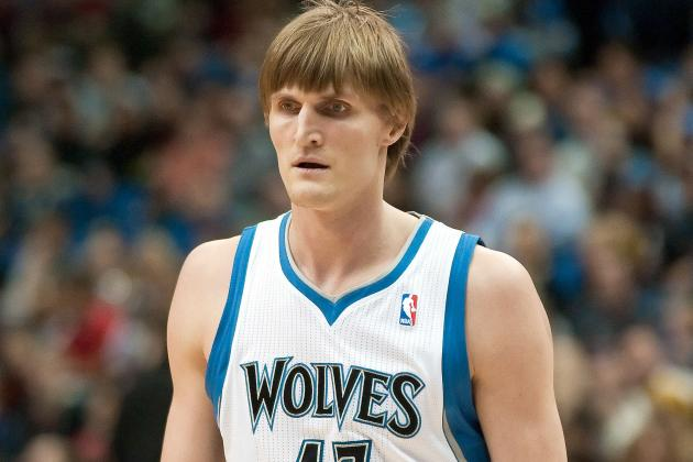 Kirilenko Named 2012 FIBA Europe Men's Player of the Year