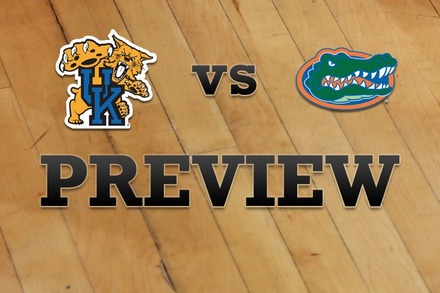 Kentucky vs. Florida: Full Game Preview