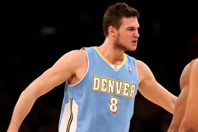 Gallinari out for Tonight vs. Raptors