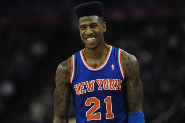 Iman Shumpert: New York Knicks Would Sacrifice Future by Dealing Young Guard