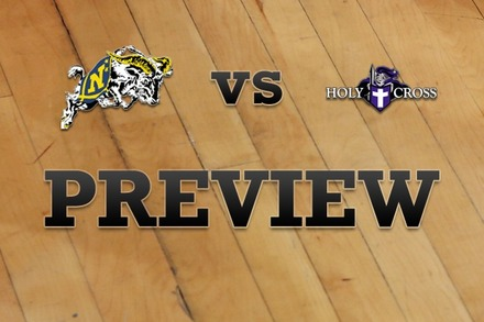 Navy vs. Holy Cross: Full Game Preview