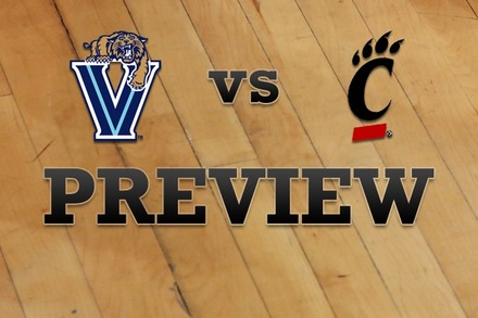 Villanova vs. Cincinnati: Full Game Preview