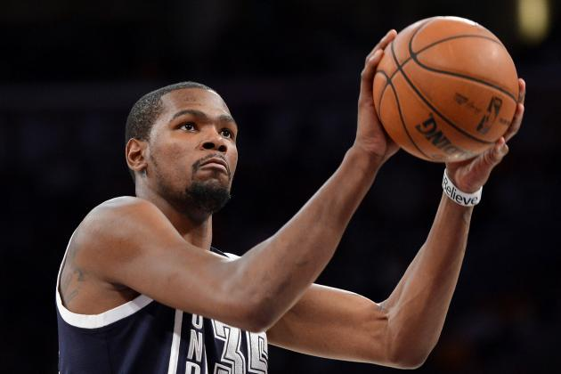 Kevin Durant Says He Won't Always Shoot Long-Range Buzzer-Beater Shots