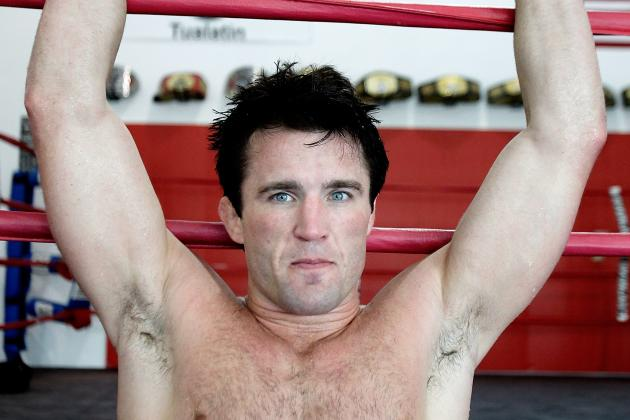 UFC Fighter Chael Sonnen: What It Takes To Be A Real Man Video