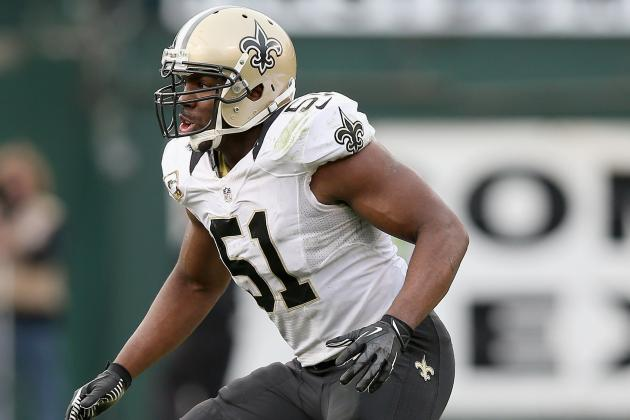 Payton Sees a Role for Jonathan Vilma in New Orleans Saints 3-4 Defense