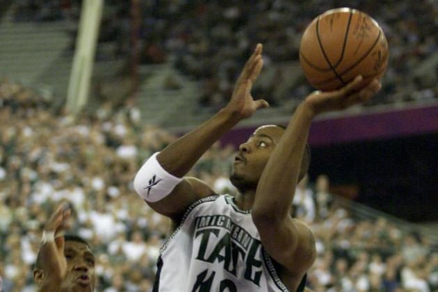 Michigan State Basketball: Appling-Burke Battle Excites Spartans Legend MoPete