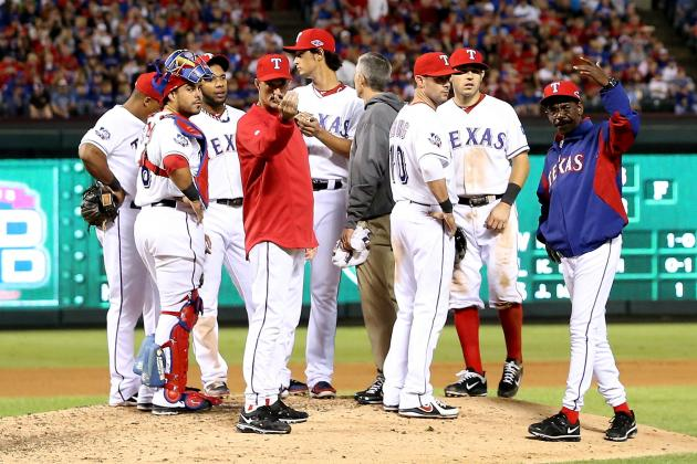 FOX Network Pulls Back on Texas Rangers