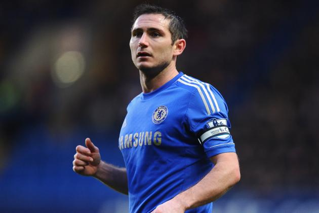 Frank Lampard Signs Kids' Book Deal
