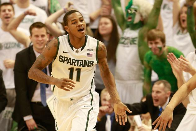 Michigan State Basketball: Players Key in Knocking off Wolverines