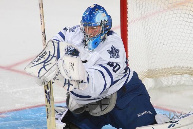 Leafs to Recall GK Jussi Rynnas from AHL