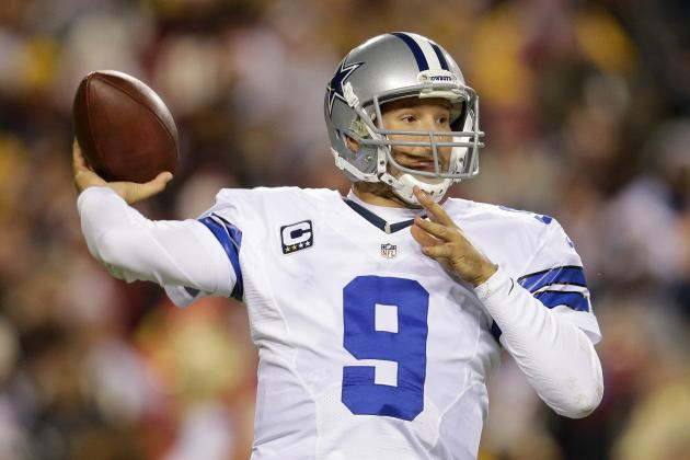 Dallas Cowboys Interested in Long-Term Contract Extension with Tony Romo